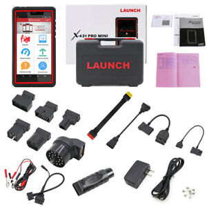 Launch X431 Mini Bluetooth With 2 Year Free Update Online Better Than Diagun