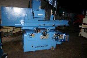 16 X 32 Okamoto psg 84 Hydraulic Surface Grinder Incremental Down Feed