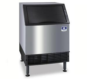 Manitowoc Uyf 0240a 219lb Neo Series Undercounter Air Cooled Ice Machine