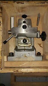 Phase Ii 240 002 Tailstock For 12 Rotary Tables New