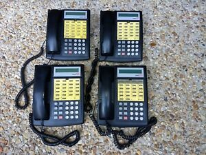 Lot Of 4 Avaya Partner 18d Phones For Lucent Acs Telephone System