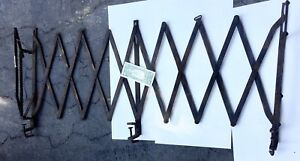 Vintage Car Running Board Luggage Travel Rack Model T Ford A Others 1910 1930 S