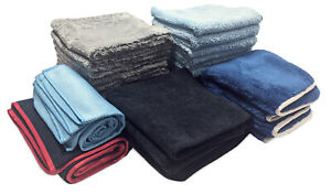 9 type Ultimate Microfiber Auto Detailing Towel Kit For Washing And Drying Gs ut
