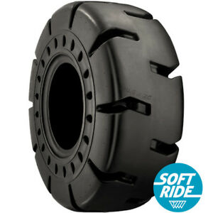 20 5 25 20 5x25 Tire Exmile Solid Tire traction 20 5x25 Solid Cat Tire