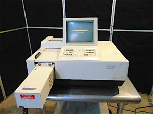 Shimadzu Uv160u Uv visible Recording Spectrophotometer Cps 240a powersup s3364