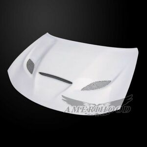 For Dodge Charger 2015 2018 Type Hc Style Functional Heat Extractor Ram Air Hood