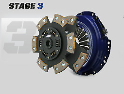 Spec Performance Sf873t Clutch Kit Stage 3 tremec 26 Spline Fit Ford Mustang