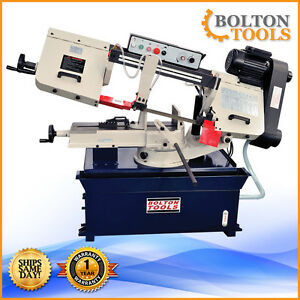 Bolton Tools 9 X 16 Metal Cutting Horizontal Band Saw Bs 916vr