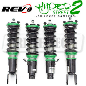 R9 Hs2 0142 Hyper Street 2 Coilovers Suspension Kit Set For 96 00 Civic Ek Em1