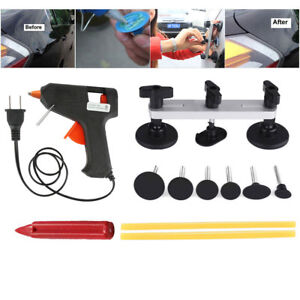 Car Auto Body Work Panel Pdr Ding Dent Damage Diy Removal Repair Puller Kit Tool