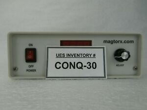 Magtorx 30 ec 120 Current Regulated Power Supply Used Working