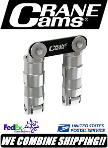 Crane Cams Sbc Chevy 283 302 305 327 350 400 Hydraulic Roller Lifters 11532 16