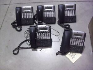 Five Comdial Edge 120 Phones Sold As Is