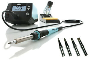 Weller We1010na We1010 70 Watt Digital Soldering Station Tips Eta Etb Etc Etd