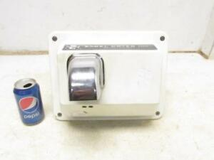 Excel Model R76 iw Infrared Motion Hands Off Automatic Hand Dryer Recessed 120v