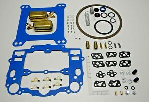 Edelbrock Carb Rebuild Kit Edl1477bl 1400 1404 1405 1406 1407 1409 1411 W Floats