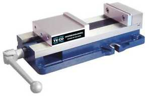 Te co Pws 6900 Milling Vise 6 In Single Station