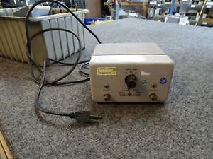 Hp Agilent Keysight Ac Amplifier 466a 20 40db Gain Audio