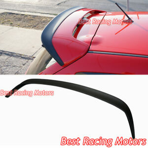 Ms Style Add On Roof Spoiler Wing Frp Fits 07 09 Mazdaspeed 3