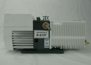 Pascal 2021i Pfeiffer 221ahalzd Vacuum Pump Adixen 7 Mtorr Used Tested Working