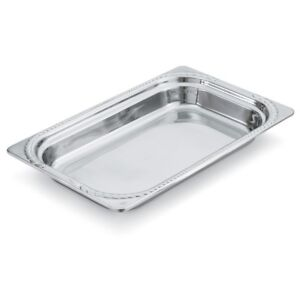 Restaurant Equipment Stainless Steel Food Pan Full Size 2 5 Deep Vollrath
