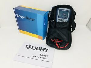 Oscilloscope Multimeter Liumy Professional Handheld Scopemeter Oscilloscope