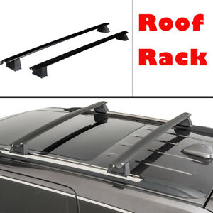 Roof Racks For 11 18 Jeep Grand Cherokee Car Cross Bars Luggage Carrier Black