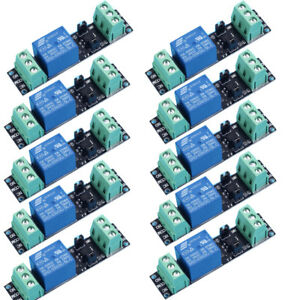 1 20pcs Dc 3 3 3v Relay High Level Driver Module Relay Module For Arduino Lot