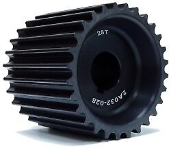 Vortech 2a032 034 34 Tooth 50mm Supercharger Drive Cog Pulley