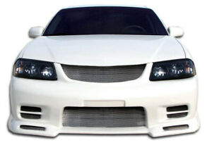 Duraflex Skyline Front Bumper Cover 1 Piece For 2000 2005 Chevrolet Impala