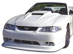 Duraflex Cobra R Front Bumper Cover 1 Piece For 1994 1998 Ford Mustang