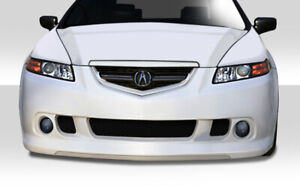 Duraflex K 1 Front Bumper Cover 1 Piece For 2004 2008 Acura Tl
