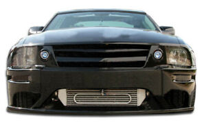 Duraflex Stallion Front Bumper Cover 2 Piece For 2005 2009 Mustang