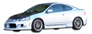 Duraflex I Spec 2 Side Skirts Rocker Panels 2 Piece For 2002 2006 Acura Rsx