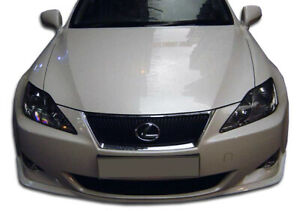 2009 2010 Lexus Is Series Is250 Is350 Couture Urethane J spec Front Lip Body Kit