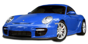 Duraflex Gt 2 Look Front Bumper For 06 08 Cayman 06 08 Boxster