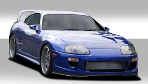 Duraflex Rd X Body Kit 4 Piece For 1993 1998 Toyota Supra