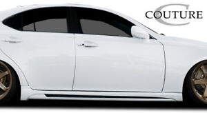 06 13 Lexus Is Is250 Is350 Is250c Is350c Couture Vortex Side Skirt Body Kit