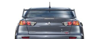 Duraflex Vortex Wing Spoiler For 08 17 Lancer lancer Evolution 10