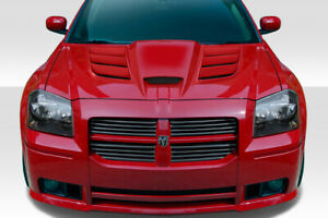 Duraflex Viper Look Hood 1 Piece For 2005 2007 Dodge Magnum