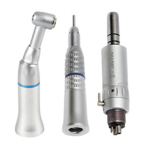 Nsk Style Dental Contra Angle Handpiece Straight Low Speed E type Motor 4 h Yad