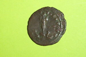 Claudius Ii Gothicus 268 270 Ad Ancient Roman Coin Trophy Captives Vg Slaves Old