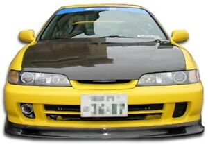 Carbon Creations Spoon Style Front Lip Air Dam For 1994 2001 Acura Jdm Integra