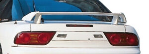 Duraflex Type X Wing Trunk Lid Spoiler For 1989 1994 Nissan 240sx S13 Hb