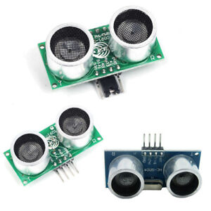 Ultrasonic Ranging Sensor Distance Measuring Module Blue Green For Arduino