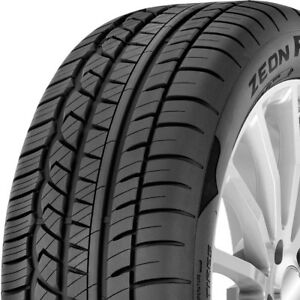 2 New 255 40 17 Cooper Zeon Rs3 a All Season High Performance Tires 255 40 17