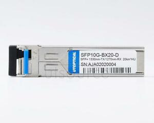 Sfp 10g bxd2 1330nm tx 1270nm rx 20km Dom Transceiver compatible huawei