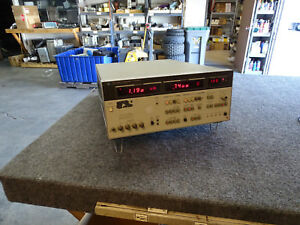 Hp Agilent Keysight 4274a Digital Multi frequency Lcr Meter Hp ib From Boeing