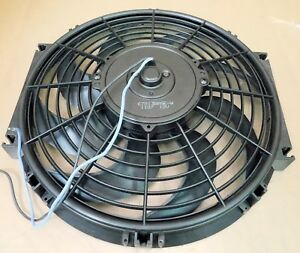 Proform 67013 Electric Fan 12 Dia 1200cfm 8 Blades 2 5 Thick 7amp Draw