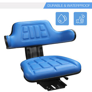 Kuppet Blue Suspension Seat For Tractor 2000 2600 2610 3000 4000 3600 4600 3910